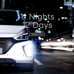 #아이오닉 과 #11박12일 함께 하실 #IONIQTRIBE 를 찾습니다! 매일 새로운 #미션 으로 아이오닉의 #매력 을 탐구할 수 있는 #시승이벤트 지금 #응모 하세요  ▶ instagram.com/hyundai_ioniq  #Hyundai #motor #IONIQ #hybrid #car #riding #driving #mission #event #daily #현대자동차 #하이브리드 #시승 #이벤트 #인스타그래머 #일상 #데일리 #자동차그램