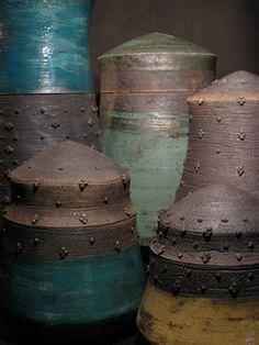 Karin Dessag  #ceramics #pottery