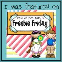 Fern's Freebie Fridays ~ All in one place!