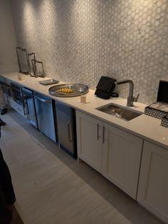 Home Aquarium, Double Vanity, Kitchen Cabinets, Bathroom, Home Decor, Washroom, Decoration Home, Room Decor, Cabinets