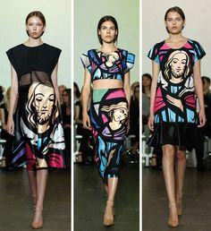 Karla Spetic - Fall 2013 - Sydney Fashion Week