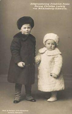 Erbprinz Friedrich Franz und Prinz Christian Ludwig von Mecklenburg-Schwerin | Flickr - Photo Sharing!