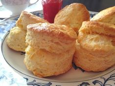 Blog Entry, Scones, Cornbread, Bakery, Sweets, Cooking, Ethnic Recipes, Food, Millet Bread