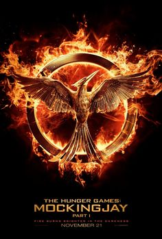 Mockingjay part one. LOVED THIS SO MUCH