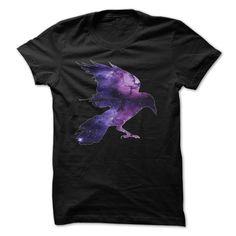 GALACTIC RAVEN T-Shirts, Hoodies. Get It Now ==> https://www.sunfrog.com/LifeStyle/-GALACTIC-RAVEN-.html?id=41382