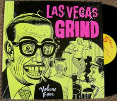 Great record, great cover art by Daniel Clowes