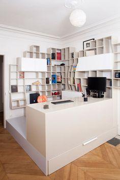 swollen02 60 Cool Office Workspaces | Part 17