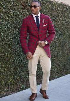 I prefer a tighter pant and a pointier shoe, but everything on the top half is A+