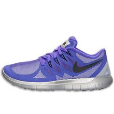 $50 Nike FREE 5.0 Flash 685169-500 Womens Shoes NEW NWOB Grape 6.5 #Nike #athletic