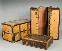 Martha Graham luggage