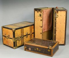 Martha Graham luggage