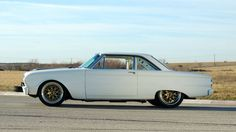 Aaron Kaufman's 1963 Ford Falcon
