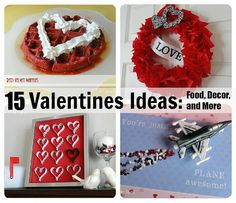 15 Valentines Ideas: Food, Decor, and More - A Little Tipsy
