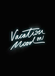 DOWNLOADBALE | VACATION MOOD ON