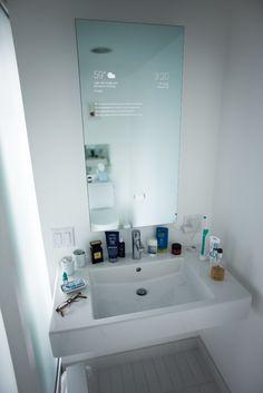 Smart Mirror: Alles wird intelligent – auch der Spiegel