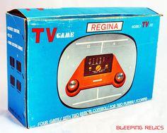 Regina TV Game