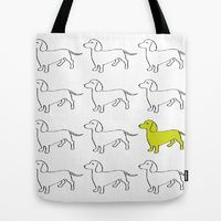 Tote Bags by WhyitsmeDesign | Society6