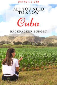 Traveling Cuba on a backpacker budget? You'll find info about everything from accommodation and, food, to how to get around Cuba for cheap. Travel Advice, Travel Guides, Travel Tips, Budget Travel, Travel Destinations, Cuba Travel, Travel Usa, Globe Travel, Shopping Travel