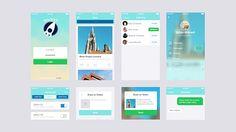 Rocket App UI Kit