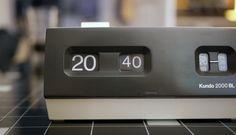 Kundo 2000 BL digital clock
