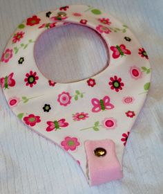 pacifier bib pattern free - Bing images