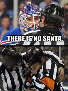 Truth Hurts #Santa, #There