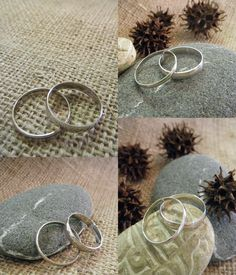 Bridal Buds, Cotton Blossom - Wedding Rings:  Dream vs. Budget