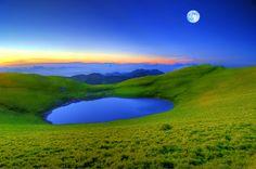 Jiaming Lake, Taitung  #Taiwan  台東 嘉明湖