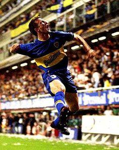 Rodolfo Arruabarrena, Boca Juniors  #ElVasco