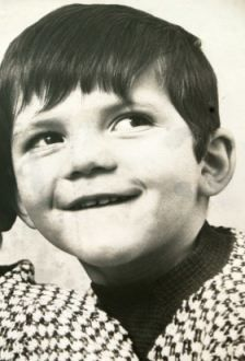 Simon Cowell. Simon Cowell turns a few heads today but he is just too precious here for words. He probably was born with a quick wit and an ability to tell it like it is.