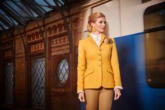 Tweed, Elegant, Blazer, Glasgow, Outfits, Women, Fashion, Accessories, Matching Colors
