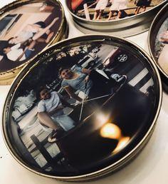 DIY Mason jar coaster
