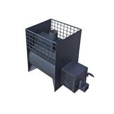 Печь для бани. Печь каменка из 4 мм. металла. Подходит для парных до 16 м3. Украинское производство. Делаем под размеры клиента.