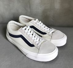 8b12454379b Vans Men Style 36 Limited Edition Old Skool Anaheim Skate Sneakers Factory  7.5  VANS