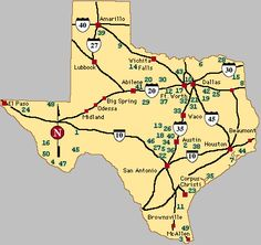 Check These Out For Some Last Minute Summer Fun Top 50 Campsites In Texas