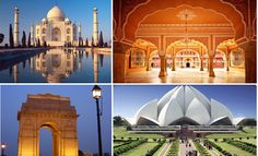 Golden Triangle Tour Package-