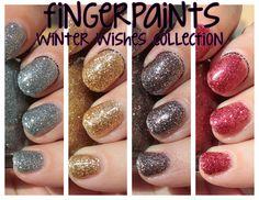 Fingerpaints