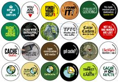 GPS, Geocaching and Earthcaching Sayings | GISetc