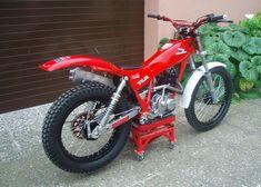 Honda tlr250 #6