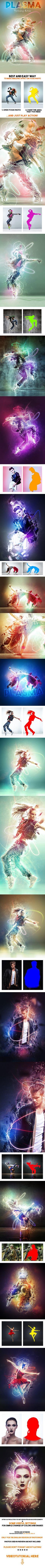 Plasma Photoshop Action #photoeffect Download: http://graphicriver.net/item/plasma-photoshop-action/12814548?ref=ksioks