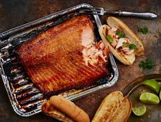 Savustettu nyhtölohi Just Eat It, Tapas, Salmon, Vegetarian Recipes, Good Food, Goodies, Food And Drink, Turkey, Fish