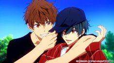 ♡Welcome to Anime Husbands Hell♡: Photo Fanarts Anime, Anime Manga, Anime Guys, Anime Characters, Anime Art, Haikyuu Manga, Hot Anime, Splash Free, Free Eternal Summer