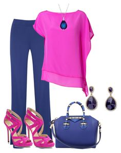 """30/05/14"" by marisol-menahem ❤ liked on Polyvore featuring My Love My Leggings, Jimmy Choo, By Malene Birger, Givenchy, Baccarat and Palm Beach Jewelry"