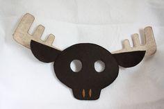mask template moose mask template 3 1 moose mask template masketeers