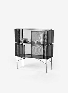 Hybrid cabinet by Meike Harde | #DDW14 #3