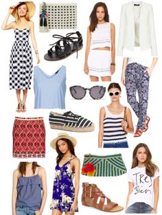 Summer Styles For Under $100