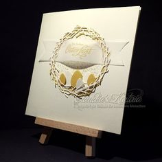 Claudia's Karteria Claudia S, Happy Easter, I Card, Special Occasion, Blog, Container, Design, Boxes, Bricolage