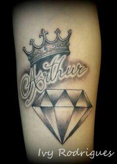 Tatuagens com nomes de filhos e desenhos pesquisa google ai confira uma galeria de fotos de tatuagens de coroa e veja tambm o que significa esta tattoo altavistaventures Gallery