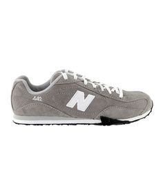 Take a look at this Gray & White 422 Sneaker - Women by New Balance on #zulily today!