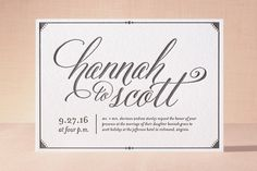 Fanciful Names by carly reed walker at minted.com